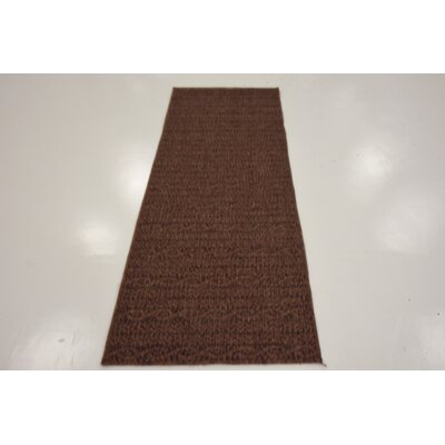 Robbinston Brown Outdoor Area Rug Rug Size: 7 x 10