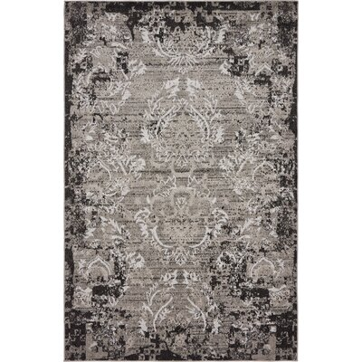 Christine Light Gray Indoor/Outdoor Area Rug Rug Size: Rectangle 5 x 8