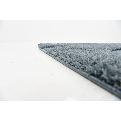 Billingsley Floral Blue Area Rug Rug Size: Rectangle 4 x 6