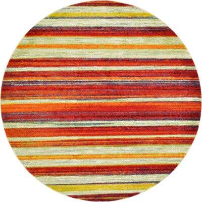 Verda Area Rug Rug Size: Round 8' x 8'