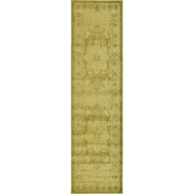 Killington Beige Area Rug Rug Size: Runner 27 x 10