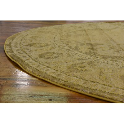 Iris Beige Area Rug Rug Size: Rectangle 9 x 12