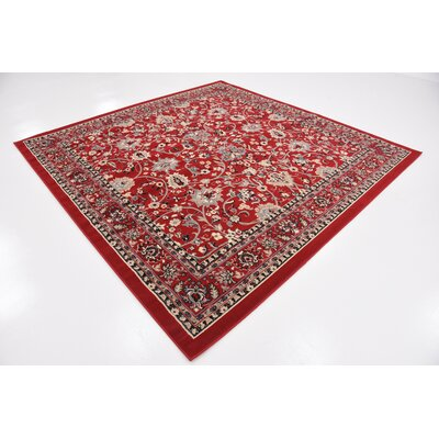 Southern Area Rug Rug Size: Square 8