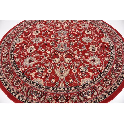 Southern Area Rug Rug Size: Round 8