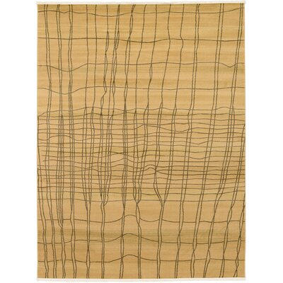Foret Noire Brown Area Rug Rug Size: Rectangle 5 x 8