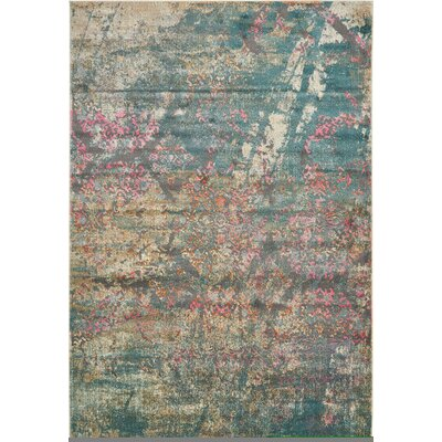 Cherry Street Gray Area Rug Rug Size: Rectangle 4 x 6