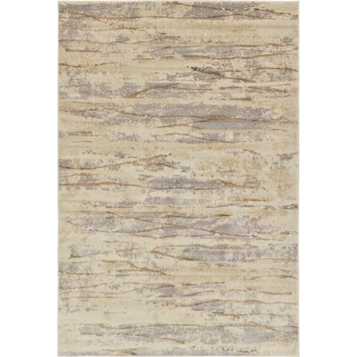 Essex Ivory Area Rug Rug Size: Rectangle 6 x 9