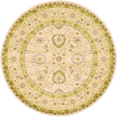 Willow Beige Area Rug Rug Size: Rectangle 2'7