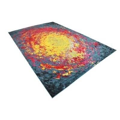 Ned Area Rug Rug Size: Rectangle 6 x 9