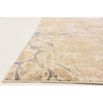 Essex Light Brown Area Rug Rug Size: 9' x 12'