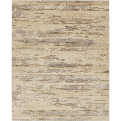 Essex Ivory Area Rug Rug Size: Rectangle 8 x 10