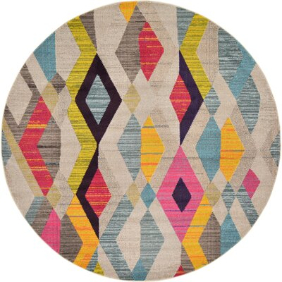 Delane Area Rug Rug Size: Rectangle 8 x 10