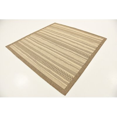 Cherrybrook Beige Area Rug Rug Size: Rectangle 7 x 10