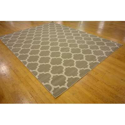 Moore Tan Area Rug Rug Size: Rectangle 9 x 12