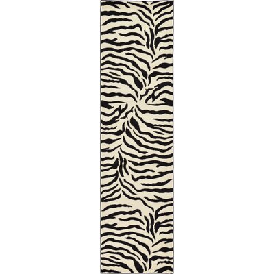 Leif Ivory Area Rug Rug Size: Runner 27 x 10