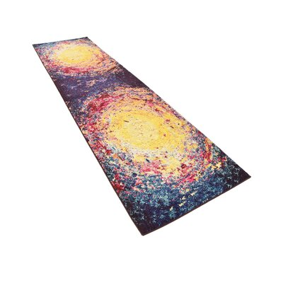 Ned Area Rug Rug Size: Runner 22 x 67