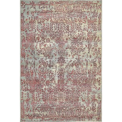 Ile  Indoor/Outdoor Area Rug Rug Size: Rectangle 53 x 8