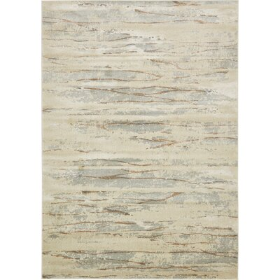 Essex Ivory Area Rug Rug Size: 7 x 10