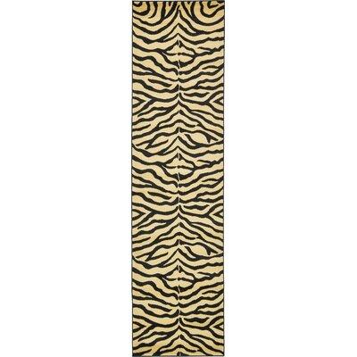 Leif Cream Area Rug Rug Size: Runner 27 x 10