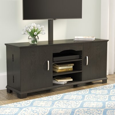 Robinette 57 TV Stand Color: Black