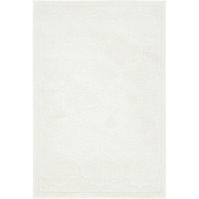 Millvale Ivory Area Rug Rug Size: Rectangle 5 x 8