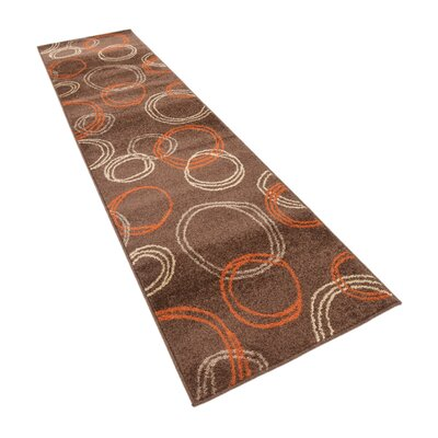 Bryan Brown Area Rug Rug Size: Runner 26 x 10