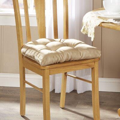 Wayfair Basics Chair Cushion Fabric: Tan