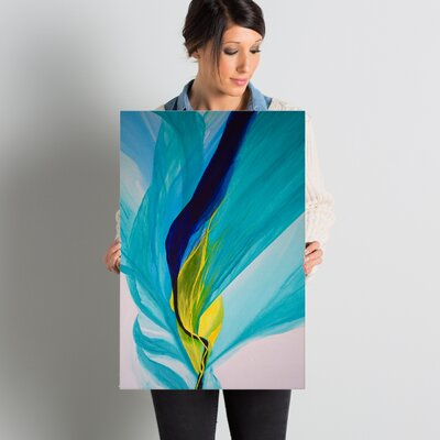 Reaching Out! Painting Print on Wrapped Canvas Size: 24
