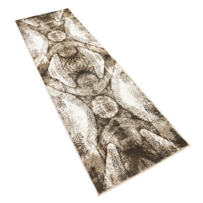 Ford Brown Area Rug Rug Size: Runner 2 x 67