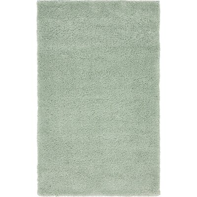 Sydnee Aloe Area Rug Rug Size: Rectangle 8 x 10