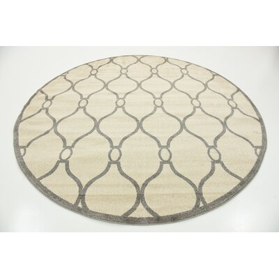 Millvale Beige Area Rug Rug Size: Rectangle 33 x 53