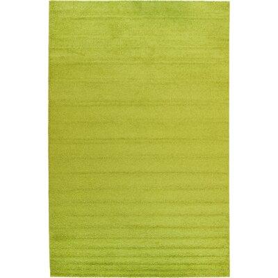 Maxine Green Area Rug Rug Size: 11 x 16