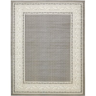 Toni Gray Area Rug Rug Size: Rectangle 10 x 13