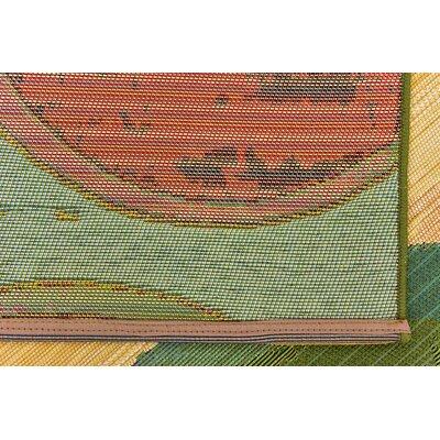 Skylar Beige Indoor/ Outdoor Area Rug Rug Size: Rectangle 2 x 6