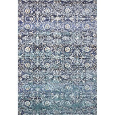 Koury Area Rug Rug Size: Rectangle 106 x 165