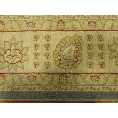 Fonciere Light Blue Area Rug Rug Size: Square 4