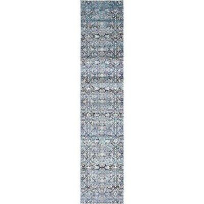 Koury Area Rug Rug Size: Runner 27 x 122
