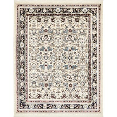 Courtright Area Rug Rug Size: 8 x 10