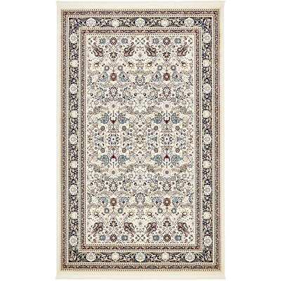 Courtright Area Rug Rug Size: 5 x 8
