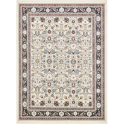 Courtright Area Rug Rug Size: Rectangle 5 x 8