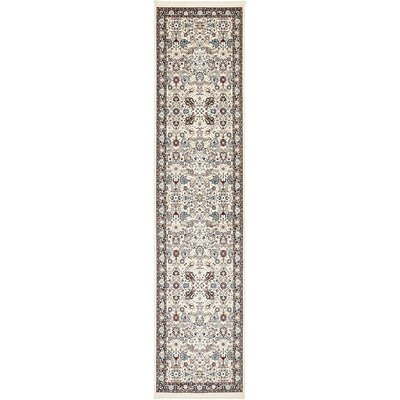 Courtright Area Rug Rug Size: Runner 3 x 13