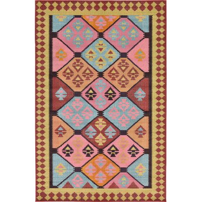 Broadway Area Rug Rug Size: 106 x 165