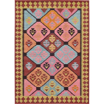 Broadway Area Rug Rug Size: Rectangle 7 x 10