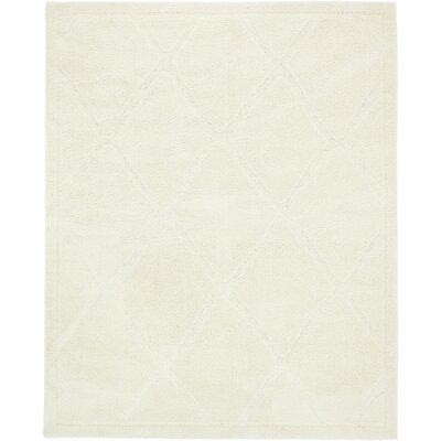 Chester Ivory Area Rug Rug Size: Rectangle 8 x 10