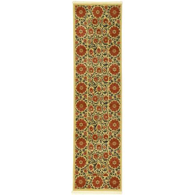 Fonciere Area Rug Rug Size: Rectangle 10 x 3