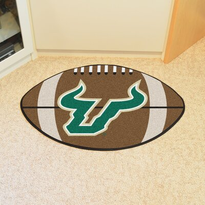 NCAA University of South Florida Football Mat