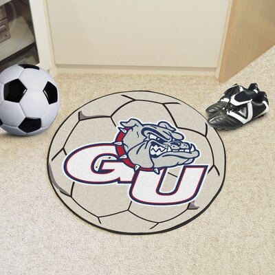 NCAA Gonzaga University Soccer Ball