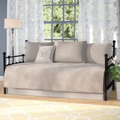 Emy 6 Piece Daybed Set Color: Khaki
