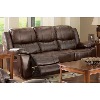 Joseph Dual Reclining Sofa Recliner Mechanism: Motion