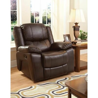 Joseph Manual Glider Recliner Reclining Type: Power Motion